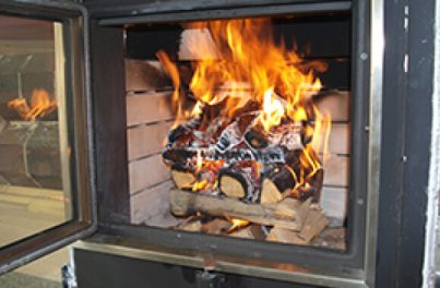 Scheiterhaufen brennt komplett - Richtig einheizen