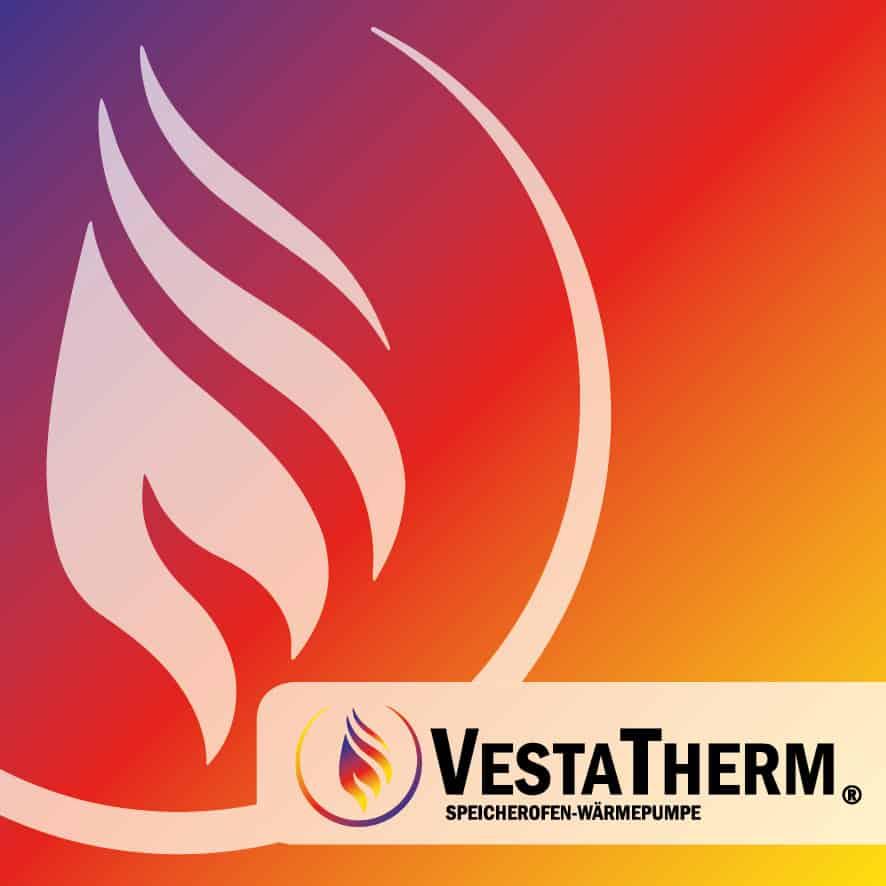 Titelseite der VestaTherm Broschüre