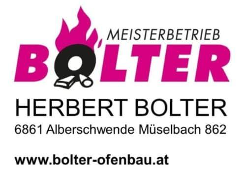 Logo der Firma Herbert Bolter aus Alberschwende